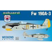 Fw 190A-3 - 1/48 - Eduard 84112