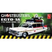 Ghostbusters Ecto-1A - 1/25 - AMT 750