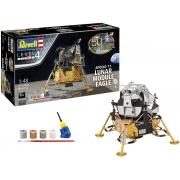 Gift Set Apollo 11 - Módulo Lunar Eagle - 1/48 - Revell 03701