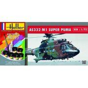 Gift Set AS332 M1 Super Puma - 1/72 - Heller 56367