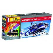 Gift Set Eurocopter EC 145 Gendarmerie - 1/72 - Heller 56378