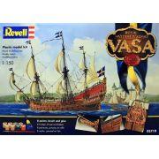 Gift Set Royal Swedish Warship VASA - 1/150 - Revell 05719