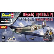"Gift Set Spitfire Mk.II ""Aces High"" Iron Maiden - 1/32 - Revell 05688"