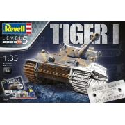 Gift-Set Tiger I Ausf.E 75th Anniversary - 1/35 - Revell 05790