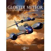 Gloster Meteor - O Primeiro Jato do Brasil