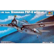 Grumman F4F-4 Wildcat - 1/32 - Trumpeter 02223