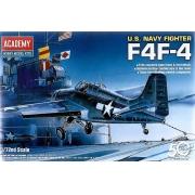 Grumman F4F-4 Wildcat - 1/72 - Academy 12451