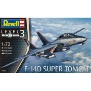 Grumman F-14D Super Tomcat - 1/72 - Revell 03960