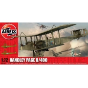 Handley Page 0/400 - 1/72 - Airfix A06007