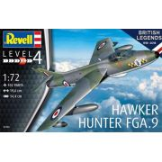 Hawker Hunter FGA.9 - 1/72 - Revell 03908