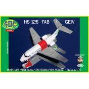 Hawker-Siddeley HS-125 FAB/GEIV - 1/72 - GIIC