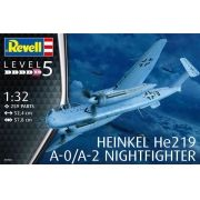 Heinkel He219 A-0/A-2 Nightfighter - 1/32 - Revell 03928