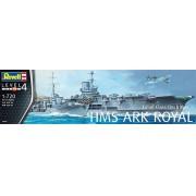 HMS Ark Royal & Tribal Class Destroyer - 1/720 - Revell 05149