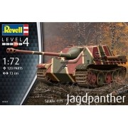 Jagdpanther Sd.Kfz.173 - 1/72 - Revell 03327