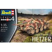 Jagdpanzer 38 (t) HETZER - 1/35 - Revell 03272