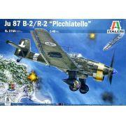 JU 87 B-2/R-2 PICCHIATELLO - 1/48 - Italeri 2769