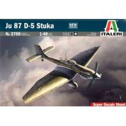 Ju 87 D-5 Stuka - 1/48 - Italeri 2709