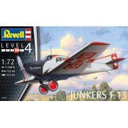 Junkers F.13 - 1/72 - Revell 03870