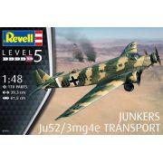 Junkers Ju52/3m Transport - 1/48 - Revell 03918