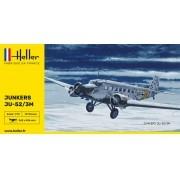 Junkers JU 52/3M - 1/72 - Heller 80380