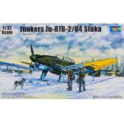 Junkers Ju-87B-2/U4 Stuka - 1/32 - Trumpeter 03215