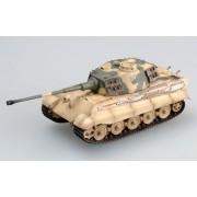 King Tiger (Tiger II) (Henschel turret) - 1/72 - Easy Model 36296