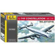L-749 Constellation - 1/72 - Heller 80310