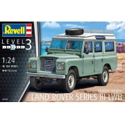 Land Rover Series III LWB - 1/24 - Revell 07047