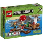 Lego Minecraft - A Ilha dos Cogumelos - 21129