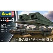 Leopard 1A5 + Biber - 1/72 - Revell 03307