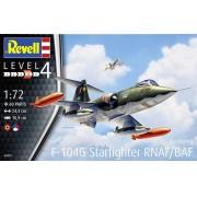 Lockheed F-104G Starfighter RNAF/BAF - 1/72 - Revell 03879
