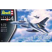 Lockheed Martin F-16 MLU - 1/72 - Revell 03905