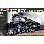 Locomotiva Big Boy - 1/87 - Revell 02165