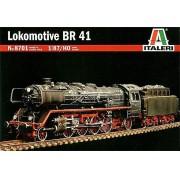 Locomotiva BR41 - 1/87 (HO) - Italeri 8701