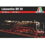 Locomotiva BR50 - 1/87 (HO) - Italeri 8702