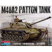 M48A2 Patton Tank - 1/35 - Monogram 85-7853