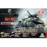 M4 Sherman - World of Tanks - 1/35 - Italeri 37503