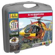 Maleta Eurocopter EC-145 Sécurité Civile - 1/72 - Heller 60375