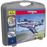 Maleta P-51D Mustang - 1/72 - Heller 60268