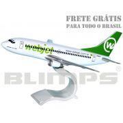 Maquete Boeing 737-300 Webjet - 30 cm