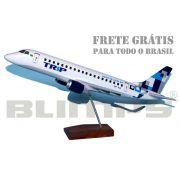 Maquete Embraer 175 TRIP - 38 cm