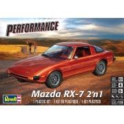 Mazda RX-7 2 em 1 - 1/24 - Revell 85-4429