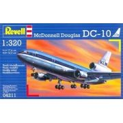 McDonnell Douglas DC-10 KLM - 1/320 - Revell 04211