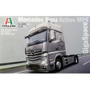 Mercedes Benz Actros MP4 Gigaspace - 1/24 - Italeri 3905