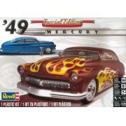 Mercury Custom Coupe 1949 - 1/25 - Revell 85-2860