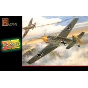 Messerschmitt Bf-109E4 - 1/48 - Pegasus 8412