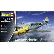 Messerschmitt Bf109 F-2 - 1/72 - Revell 03893