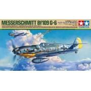 Messerschmitt Bf109 G-6 - 1/48 - Tamiya 61117