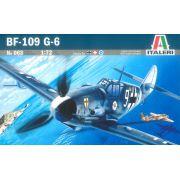 Messerschmitt BF-109 G-6 - 1/72 - Italeri 063