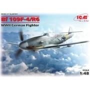 Messerschmitt Bf 109F-4/R6 - 1/48 - ICM 48107